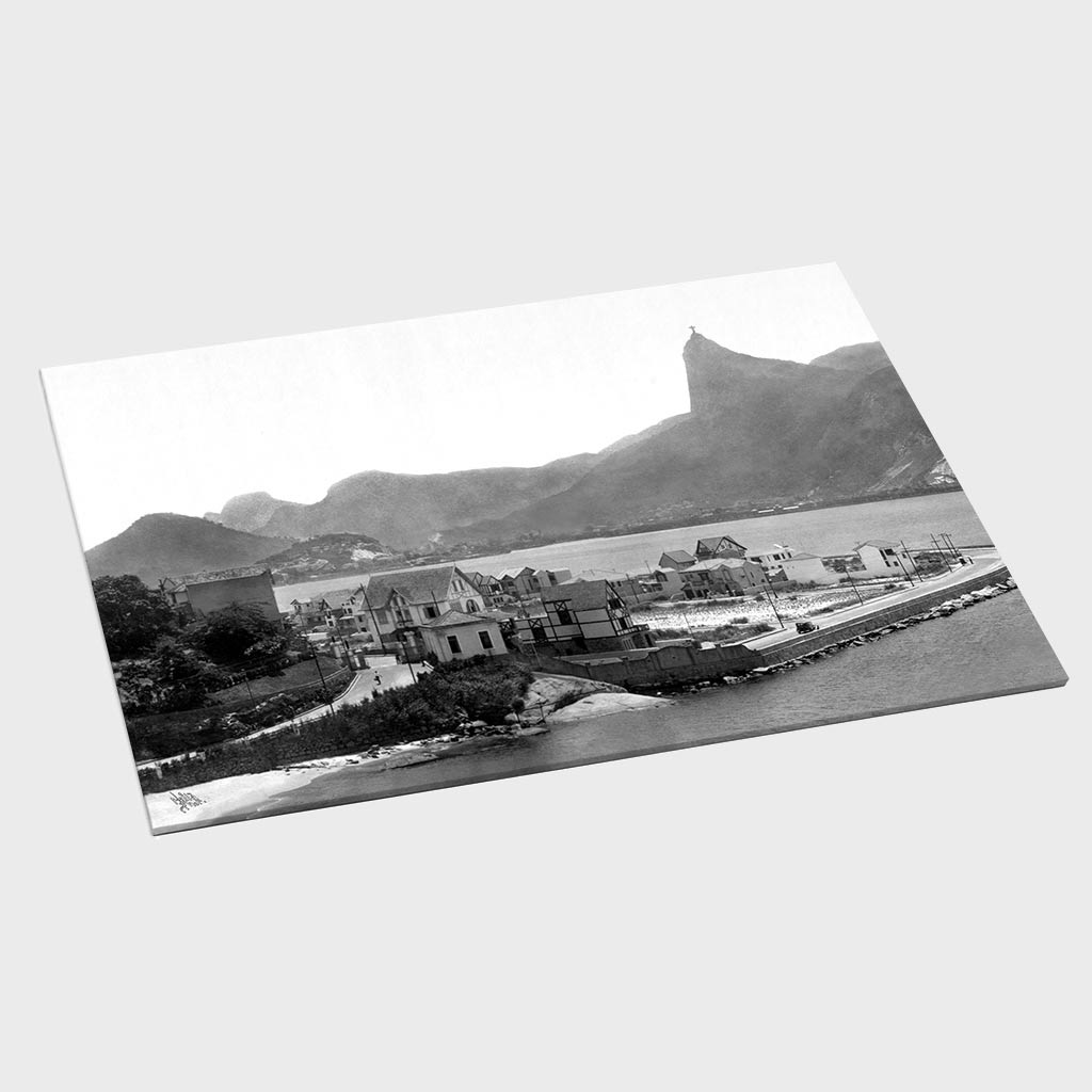 Jogo Americano - Urca - Ano 1923