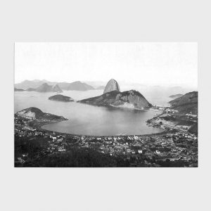 Painel – Enseada de Botafogo – Ano 1920