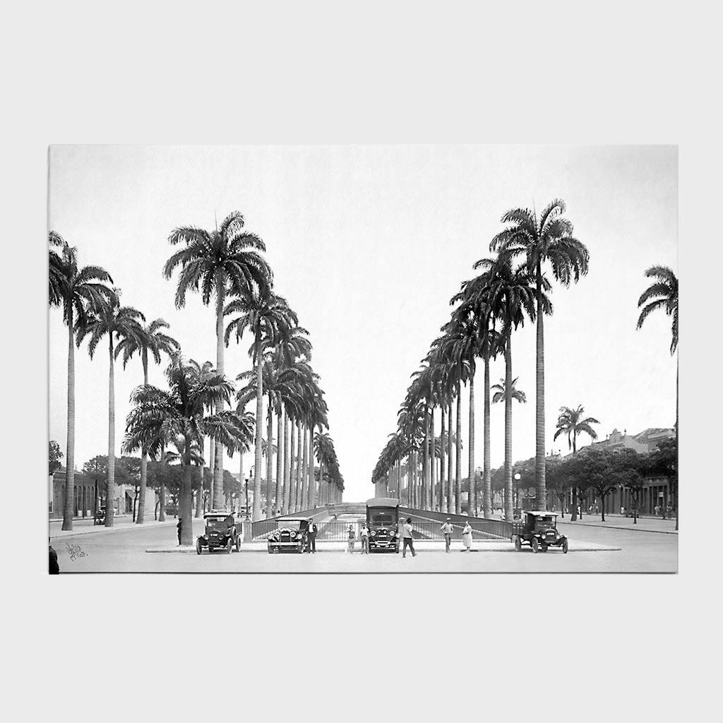 Jogo Americano - Canal do Mangue - Ano 1932