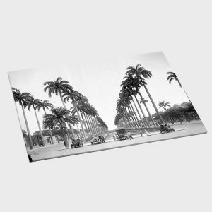 Jogo Americano – Canal do Mangue – Ano 1932