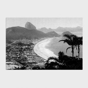 Jogo Americano – Copacabana – Ano 1927