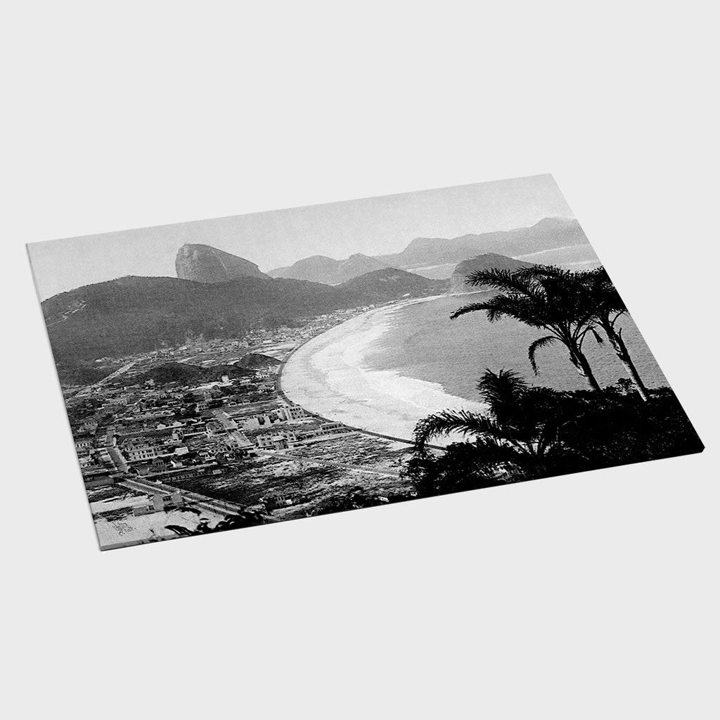 Jogo Americano - Copacabana - Ano 1927