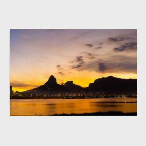 Jogo Americano – Lagoa Rodrigo de Freitas