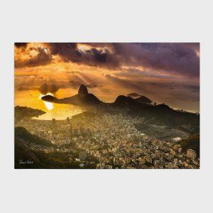 Painel – Zona Sul do Rio de Janeiro