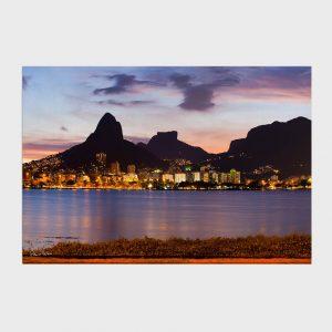 Jogo Americano – Lagoa Rodrigo de Freitas IV