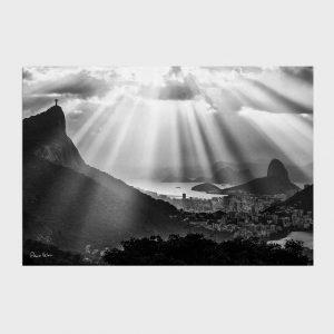 Painel – Cristo Redentor e Pão de Açúcar
