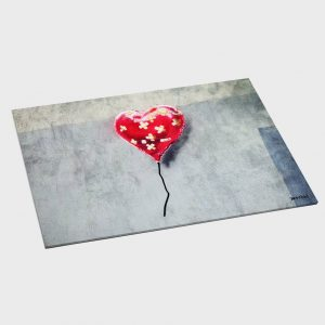 Painel – Broken Heart Balloon