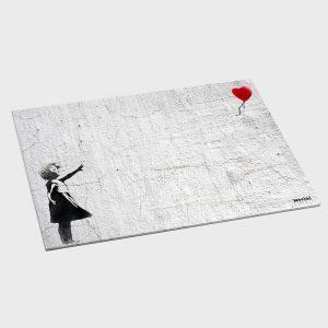Painel – Balloon Girl