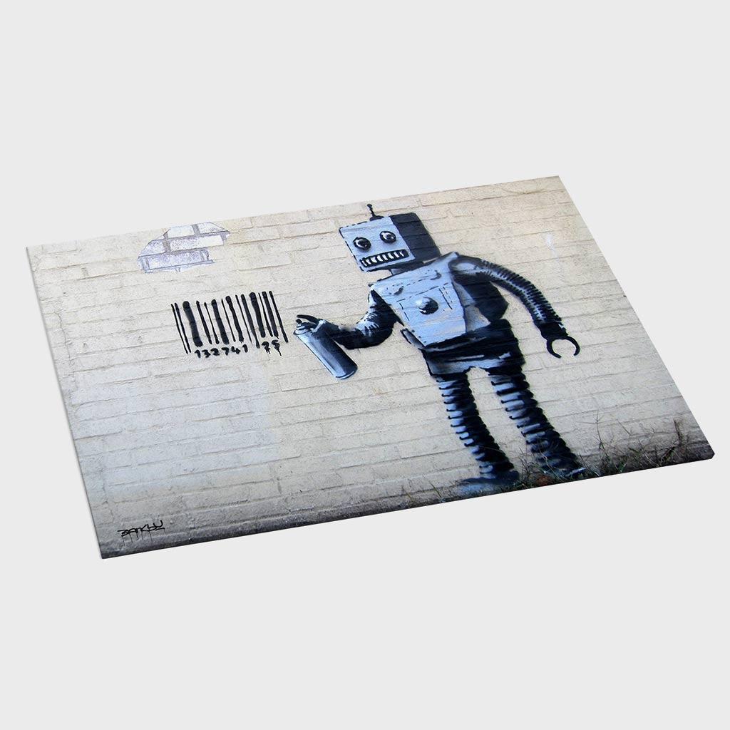 Jogo Americano - Barcode Robot