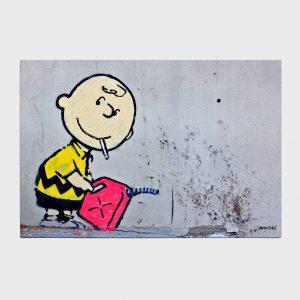 Jogo Americano – Charlie Brown Gasoline