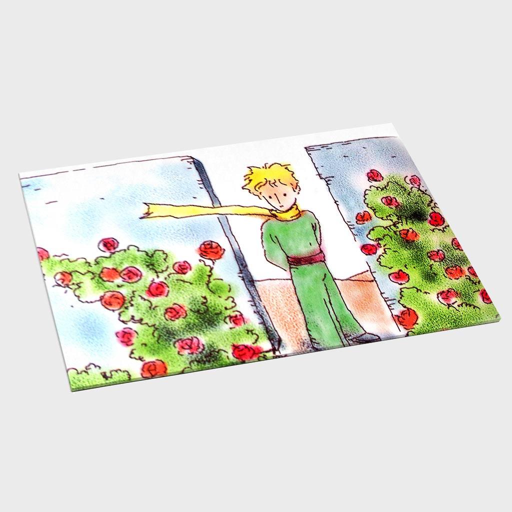 Jogo Americano - Jardim de Rosas