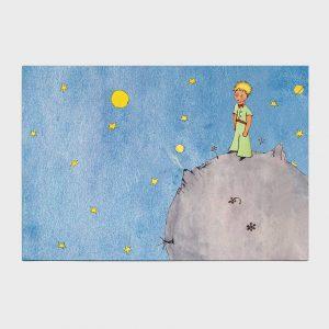 Painel – O Principezinho Sobre o Asteroide B612