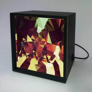 Backlight – Geometric Abbey Road