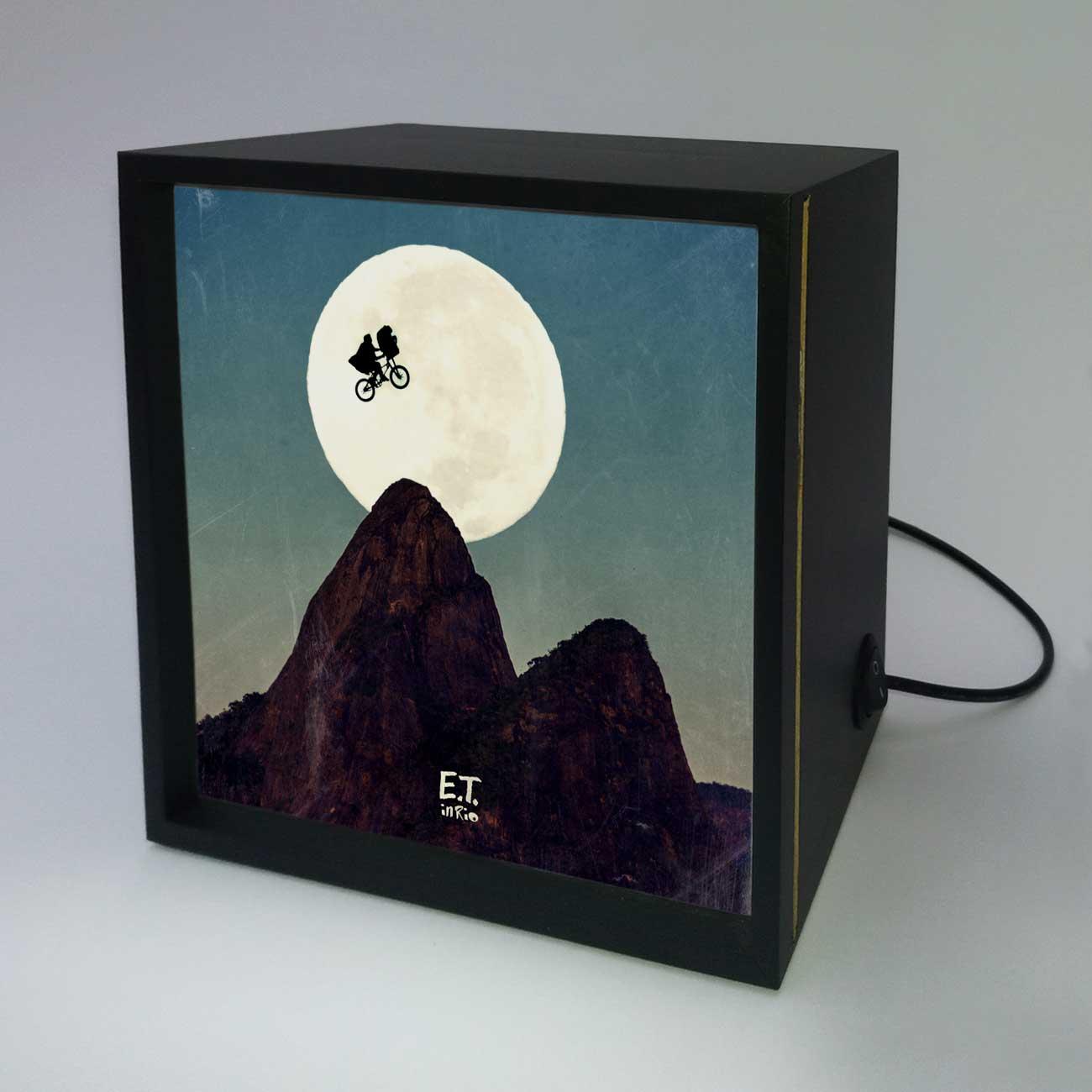 Backlight - ET in Rio
