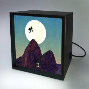 Backlight – ET in Rio