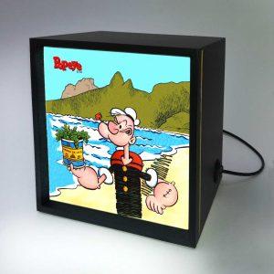 Backlight – Popeye in Rio