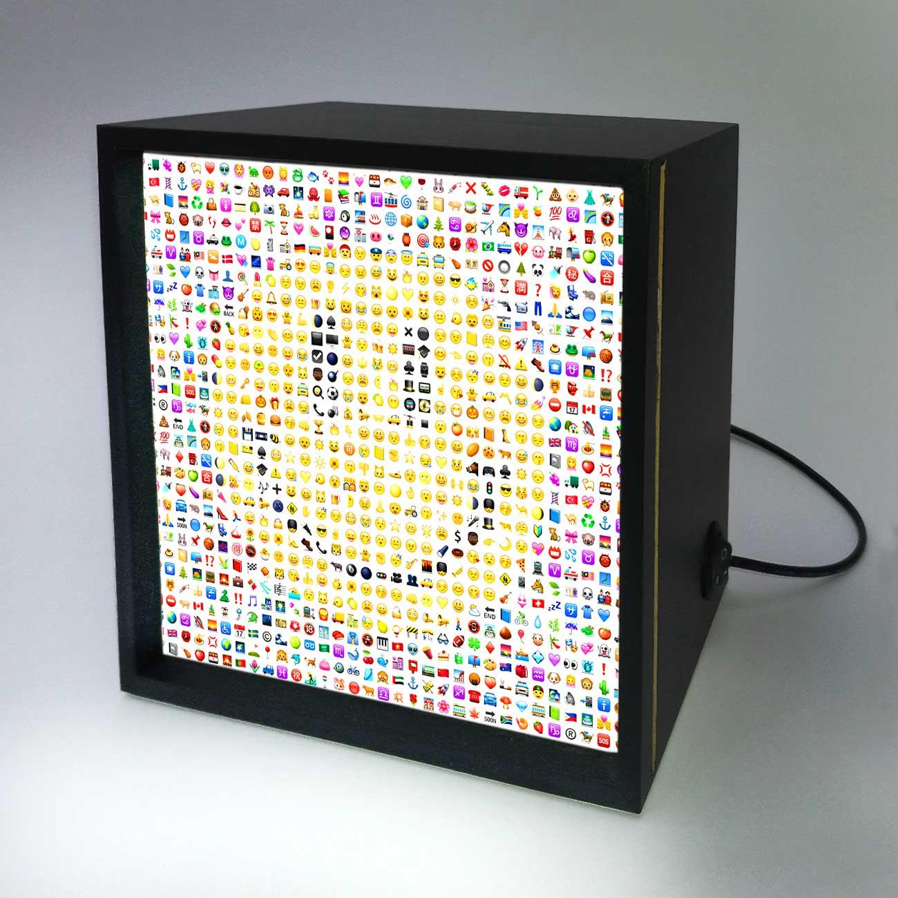 Backlight - Emoticons
