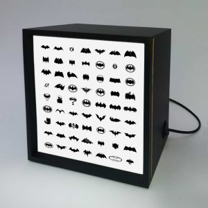Backlight – Pattern Batman