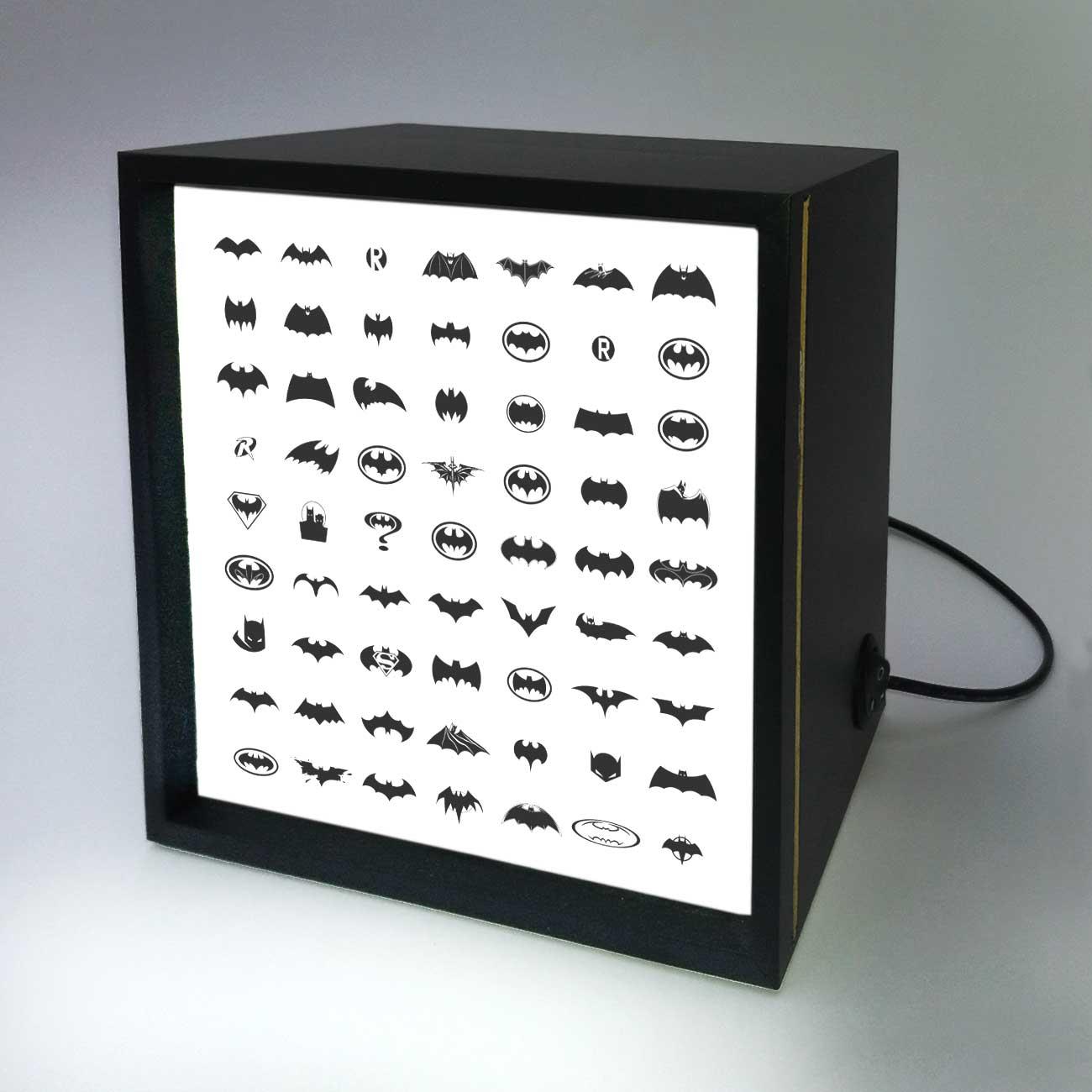 Backlight - Pattern Batman