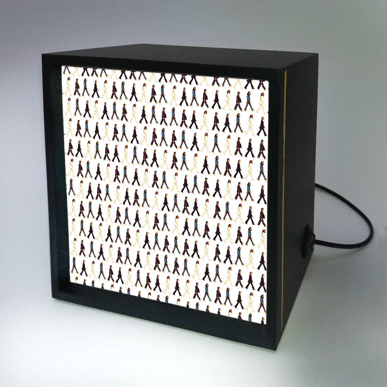 Backlight - Pattern Beatles