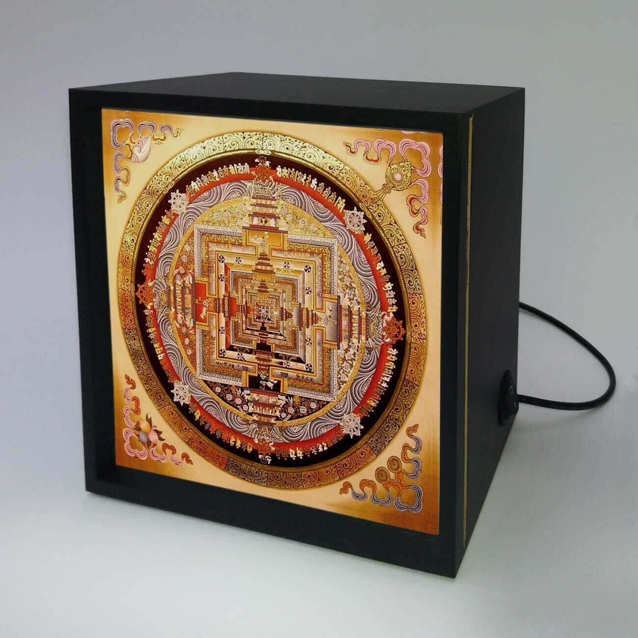 Backlight - Mandala