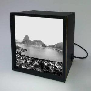 Backlight – Enseada de Botafogo – Ano 1930