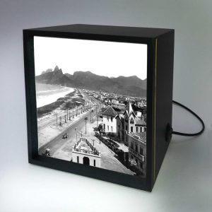 Backlight – Praias de Ipanema e Leblon – Ano 1929