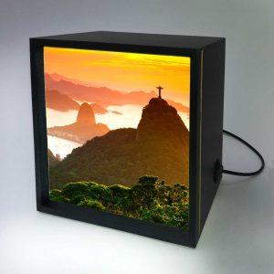 Backlight – Floresta da Tijuca, Cristo e Pão de Açúcar