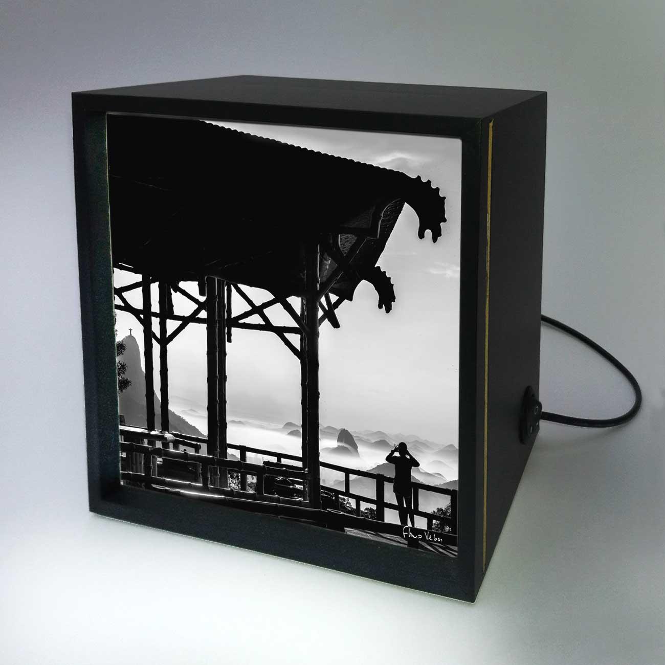 Backlight - Contra Luz na Vista Chinesa