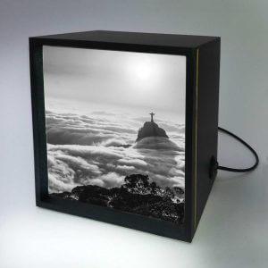 Backlight – Nascer do sol com nevueiro no Rio de Janeiro