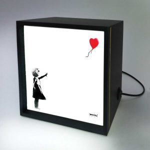 Backlight – Balloon Girl