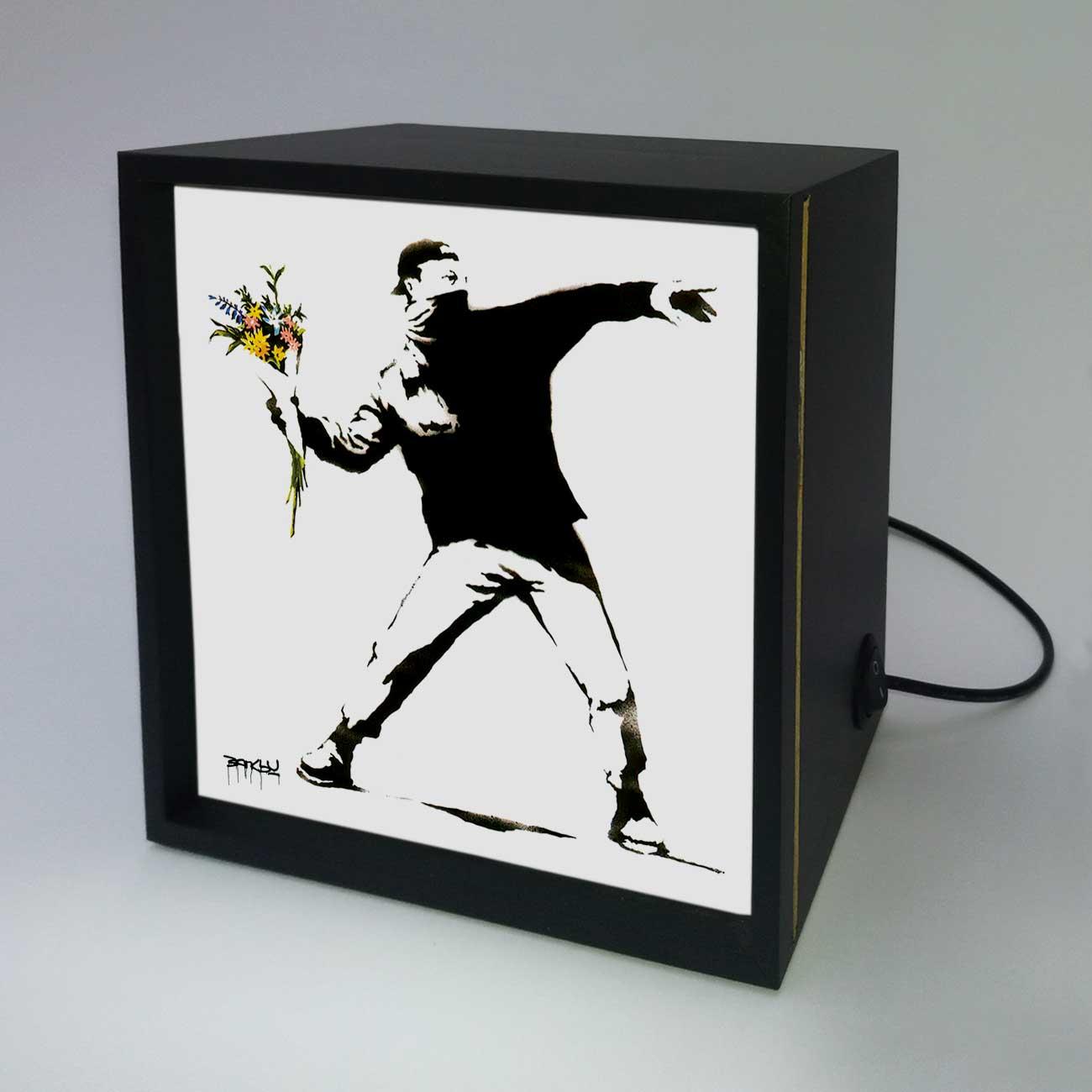 Backlight - Flower Thrower