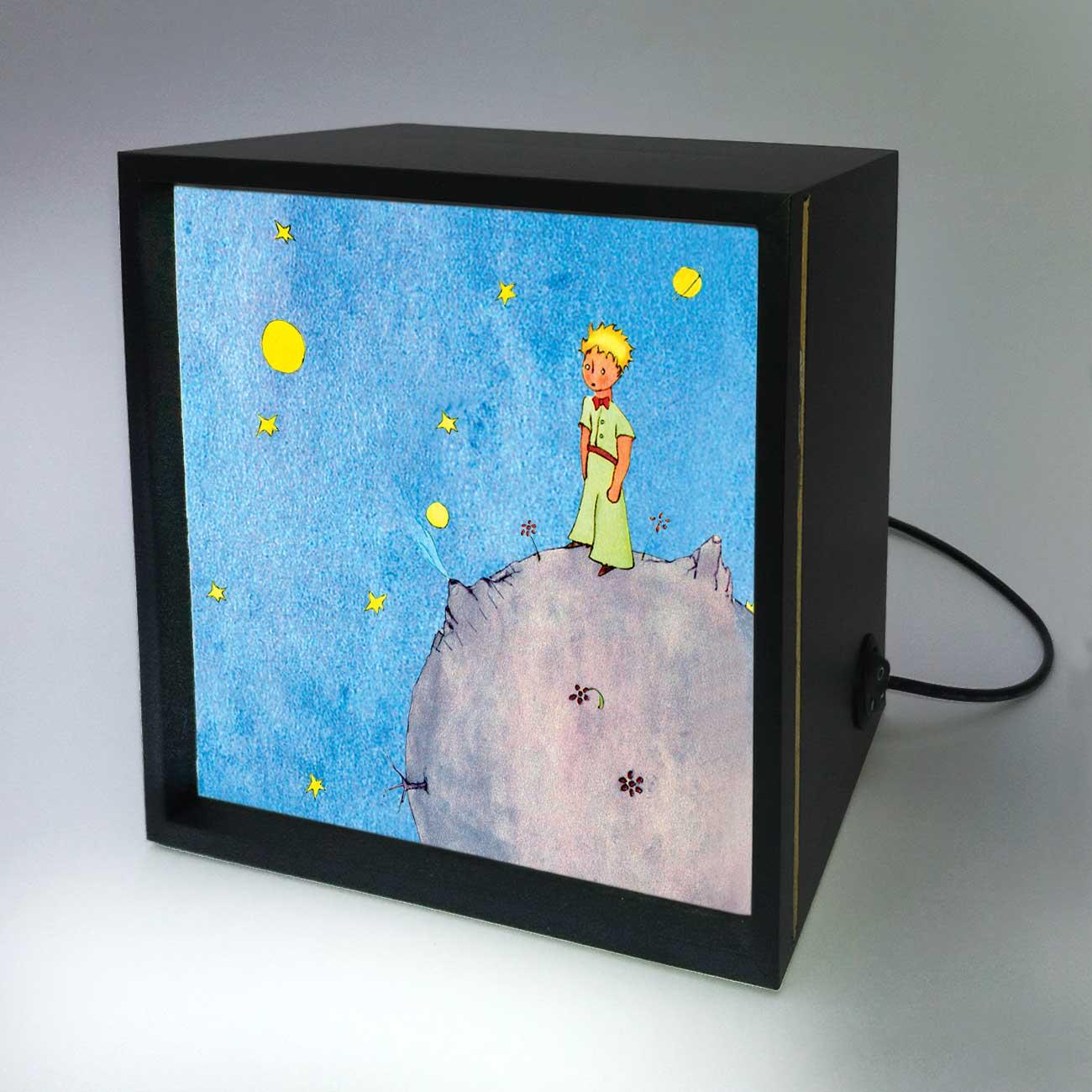 Backlight - O Principezinho Sobre o Asteroide B612
