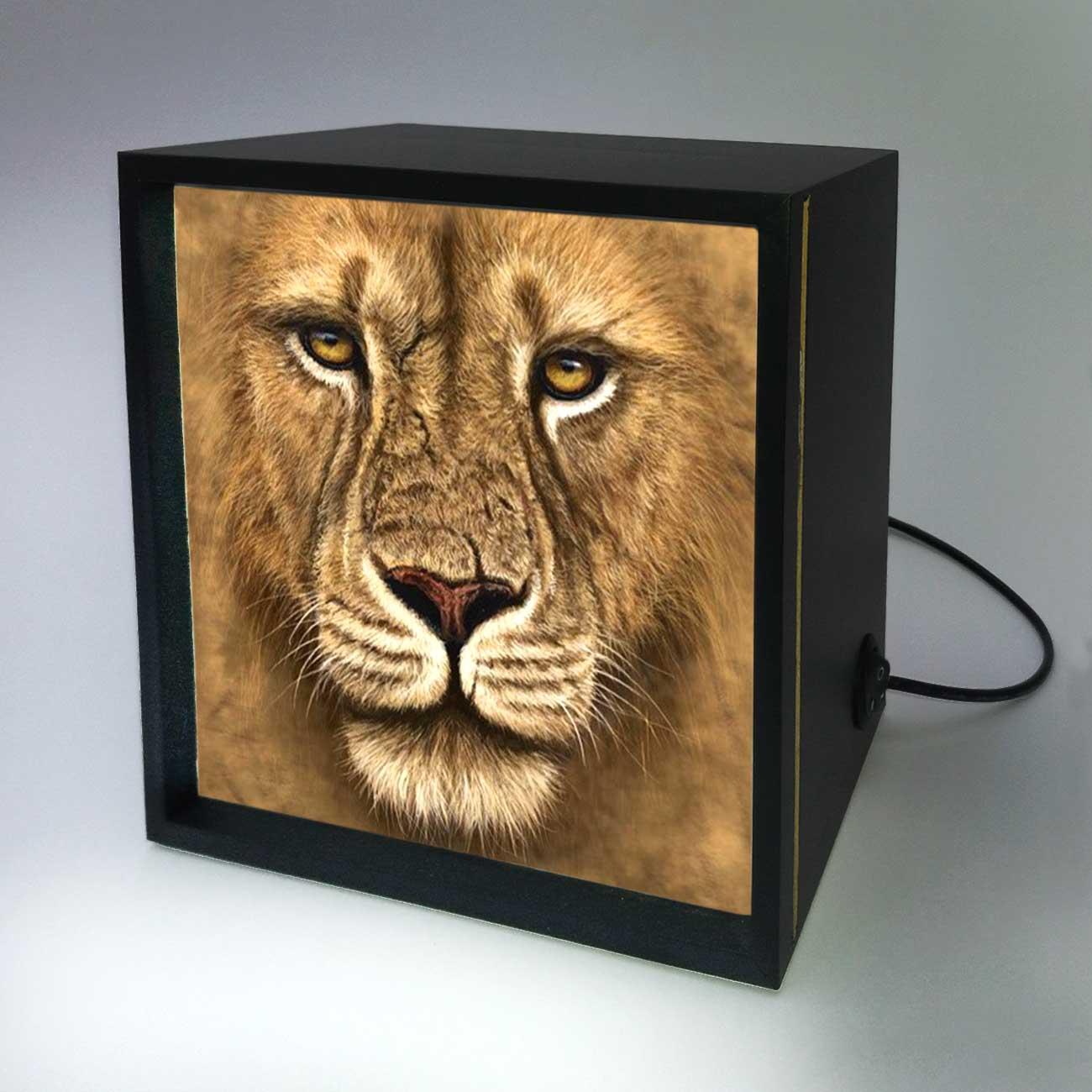 Backlight - Leão