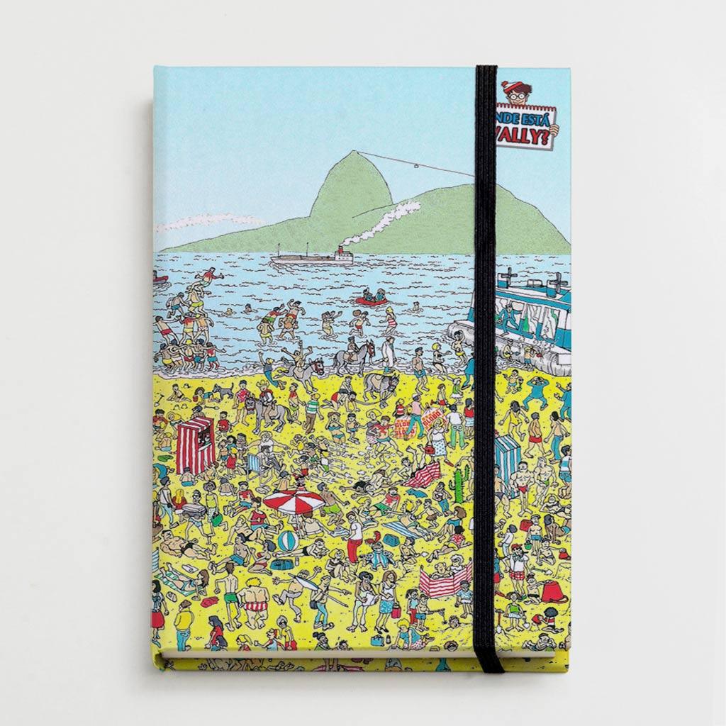 Moleskine - Wally in Rio