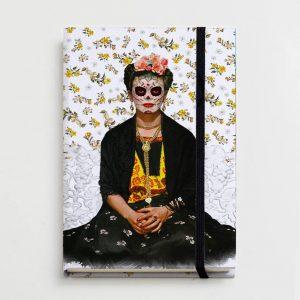 Moleskine – Frida – P(9x13cm)