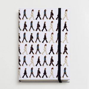 Moleskine – Pattern Beatles