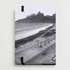 Moleskine – Praias de Ipanema e Leblon – Ano 1929