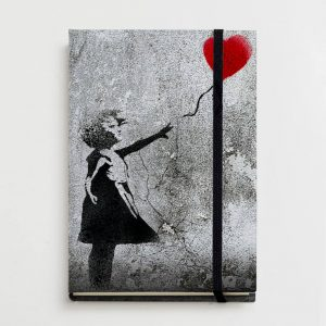 Moleskine – Balloon Girl / Broken Heart Balloon