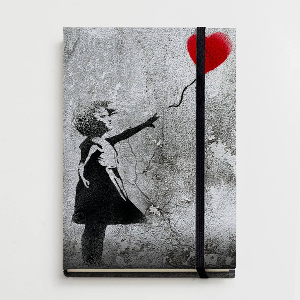Moleskine - Balloon Girl / Broken Heart Balloon