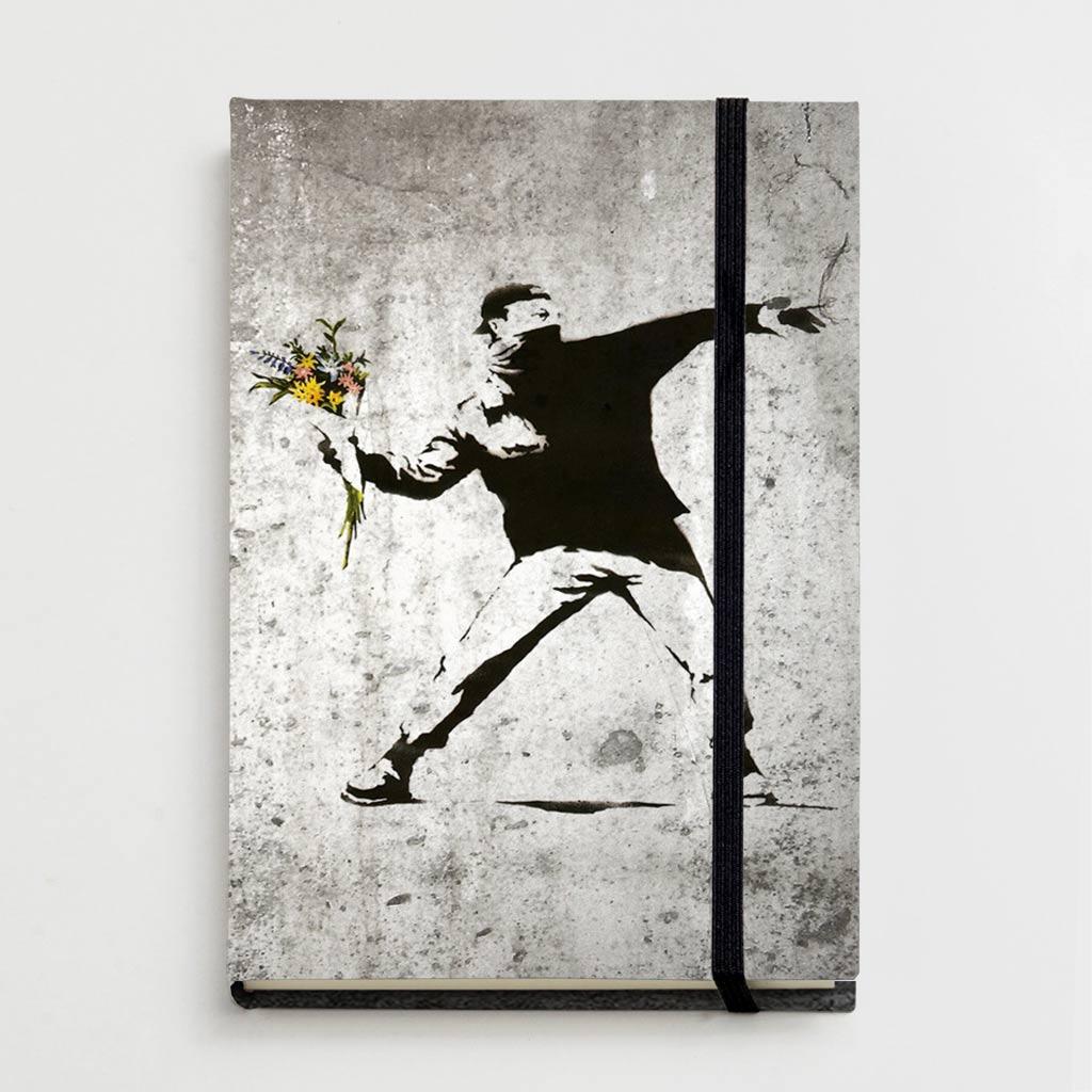 Moleskine - Flower Thrower