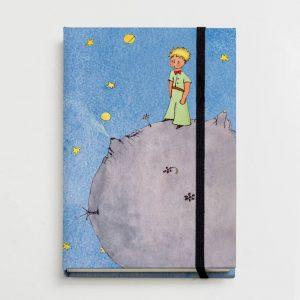 Moleskine – O Principezinho Sobre o Asteroide B612