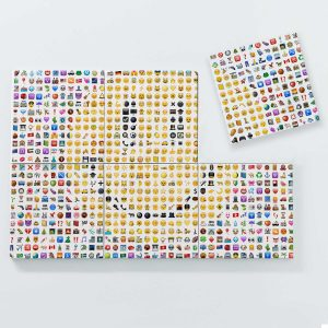 Porta Copo Magnético Modular – Emoticons