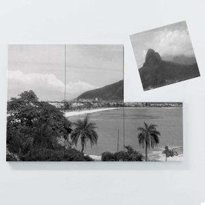 Porta Copo Magnético Modular – Lagoa Rodrigo de Freitas –  Ano 1937