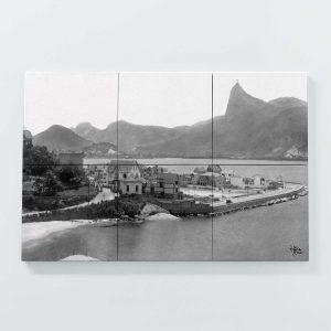 Porta Copo Magnético Modular – Urca – Ano 1923