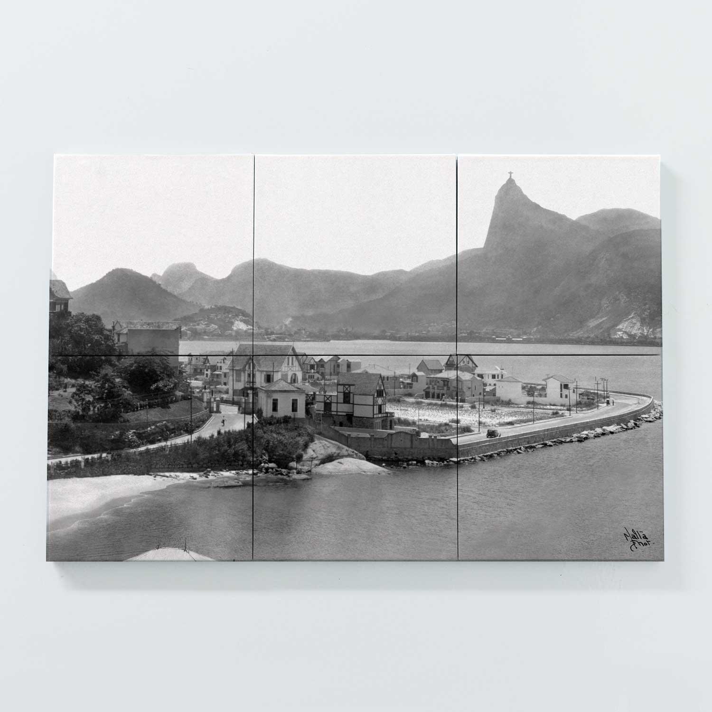 Porta Copo Magnético Modular - Urca - Ano 1923
