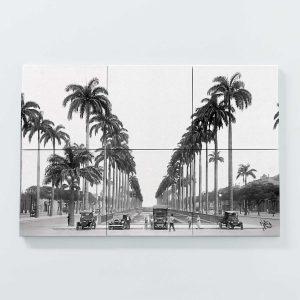 Porta Copo Magnético Modular – Canal do Mangue – Ano 1932