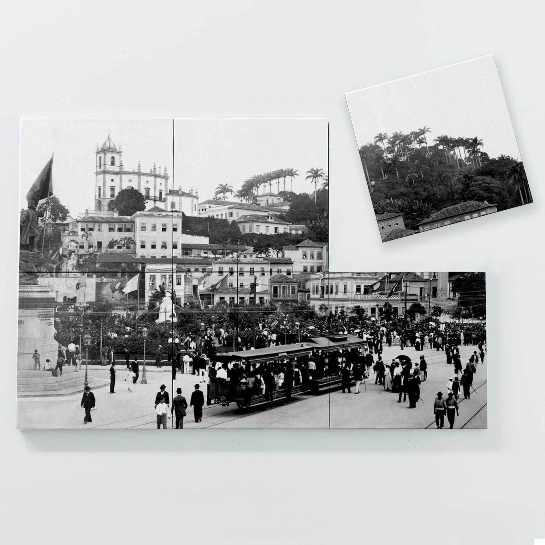 Porta Copo Magnético Modular - Fonte da Gloria - Ano 1911