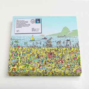 Quadro Canvas – Wally in Rio