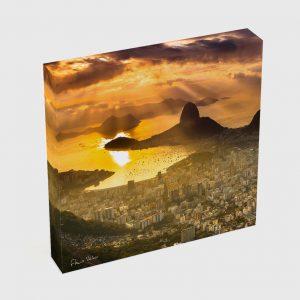 Quadro Quadrado – Zona Sul do Rio de Janeiro
